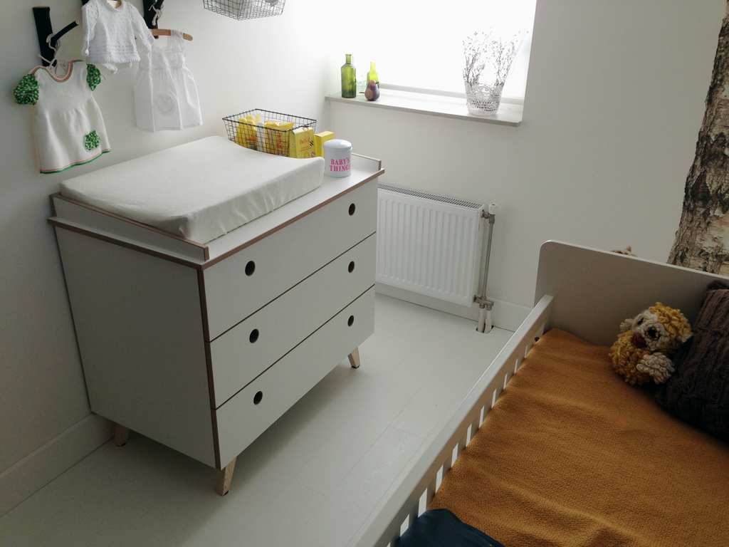 Witte commode slaapkamer ~ consenza for .